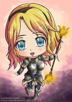 Chibi Lux (League of Legends)