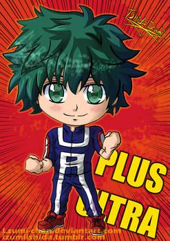 Chibi Midoriya Izuku (My Hero Academia)