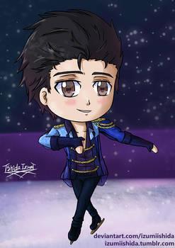 Yuuri Katsuki (Yuri on Ice)