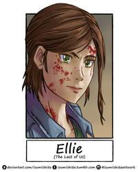 6 Fanart Challenge - Ellie