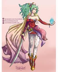 Terra Branford (Final Fantasy VI)