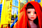 madonna in the playground