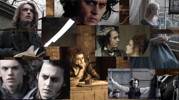 Sweeny Todd by tigpc
