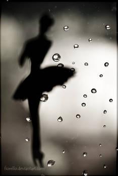 tip toe in the rain...