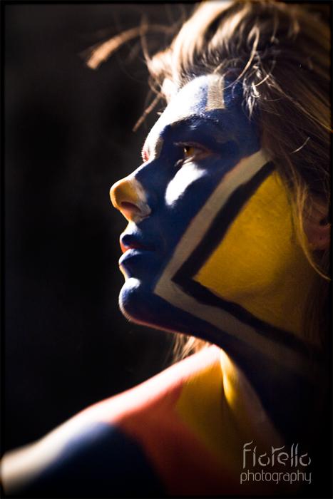 blue + yellow... by FioReLLo