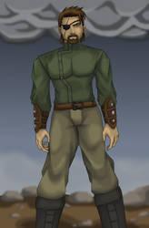 Legendary Mercenary by SteelFanged