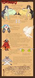 Toringu - Closed Species
