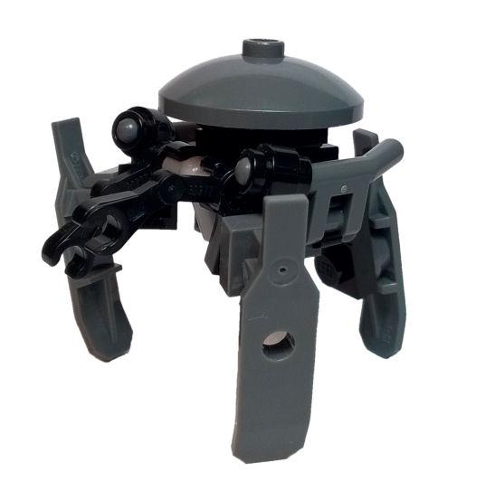 TPX Curiosity Exploration Mech - Lego Mech by precinctomega