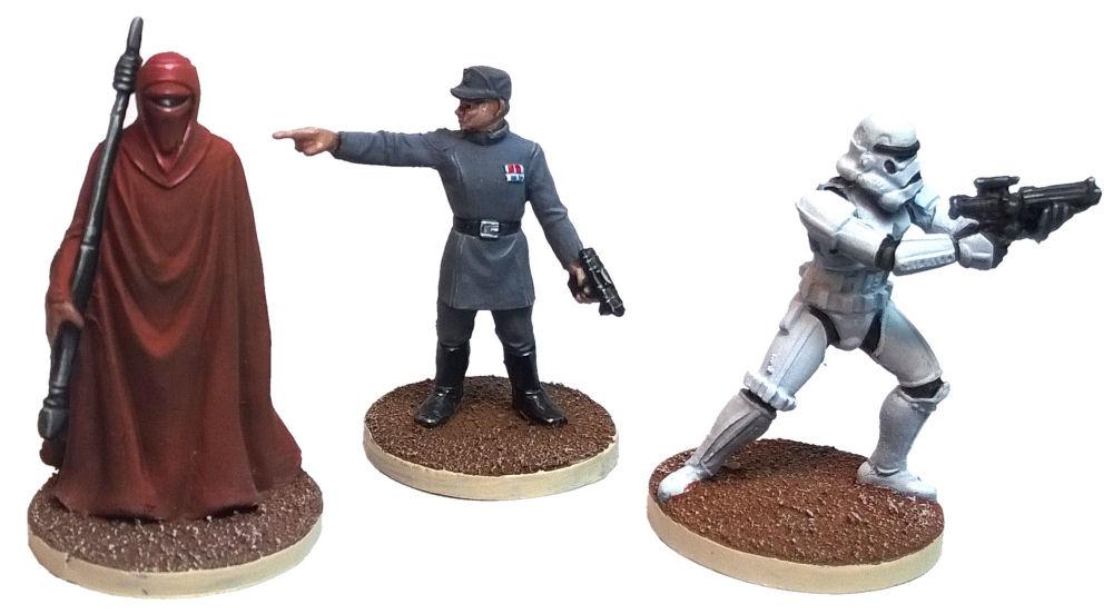 Star Wars Imperial Assault - Empire 1 by precinctomega