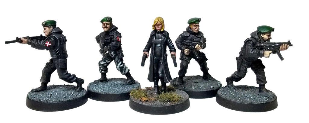 The Squad by precinctomega