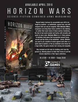 Horizon Wars Promo