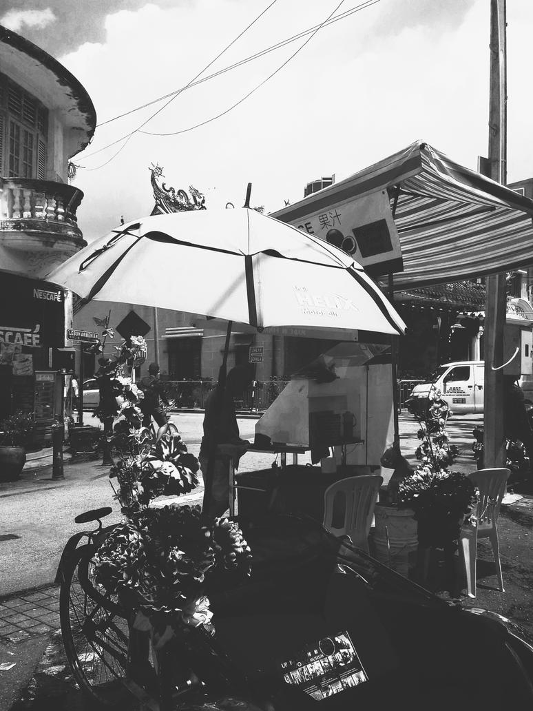 Old Street Life by onesliceorange