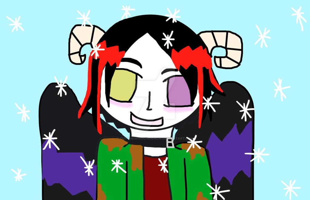 Happy Holidays from Vlad by Cuttheshadowdemon