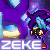 MegaManZero11 Icon by MathewTheHedgehog