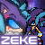 MegaManZero11 Icon (New) by MathewTheHedgehog