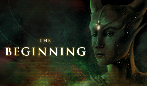 The Beginning - Origin by the1truelegend