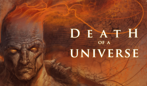 Death of a Universe by the1truelegend