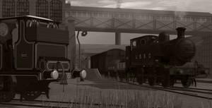 The Docks by mr-penguino