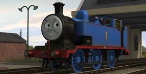 Thomas by mr-penguino
