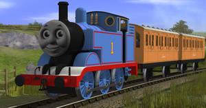 Thomas the Tank Engine - TATMRR
