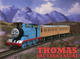 Thomas the Tank Engine - Season 1 by mr-penguino