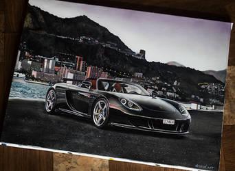 Porsche Carrera GT by Veyron777