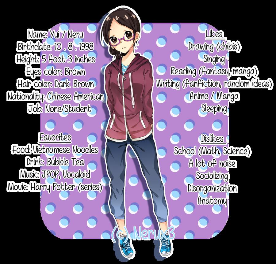 Nerux3's Profile Picture