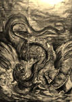Gustav Dore's Destruction of the Leviathan by The-Inexorable-meme