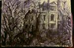 Abandoned house Study