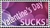 Valentine stamp by Transitus