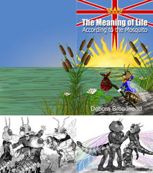The Meaning of Life according to the mosquito by Therena-C-Art