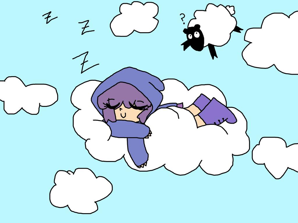 Sleep tight Shari~! by candylama101