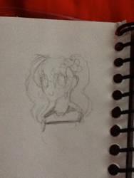 Skylar Sketch by candylama101