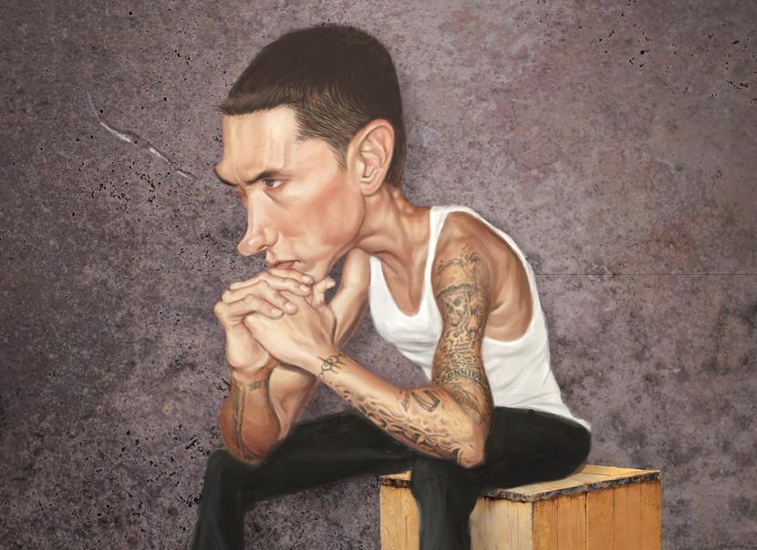 Eminem by markdraws