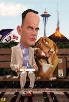 Forrest and Hooch