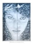 Memories in a window of ice
