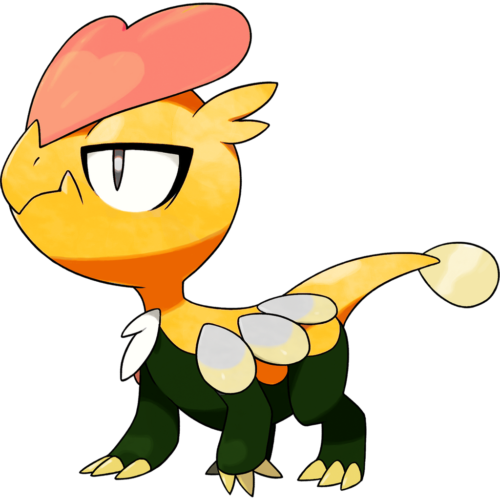Jangmo O Shiny Theory By Hgss94 On Deviantart