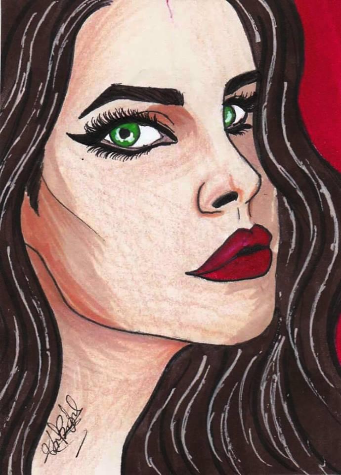 Lana Del Rey by ChristinePresley