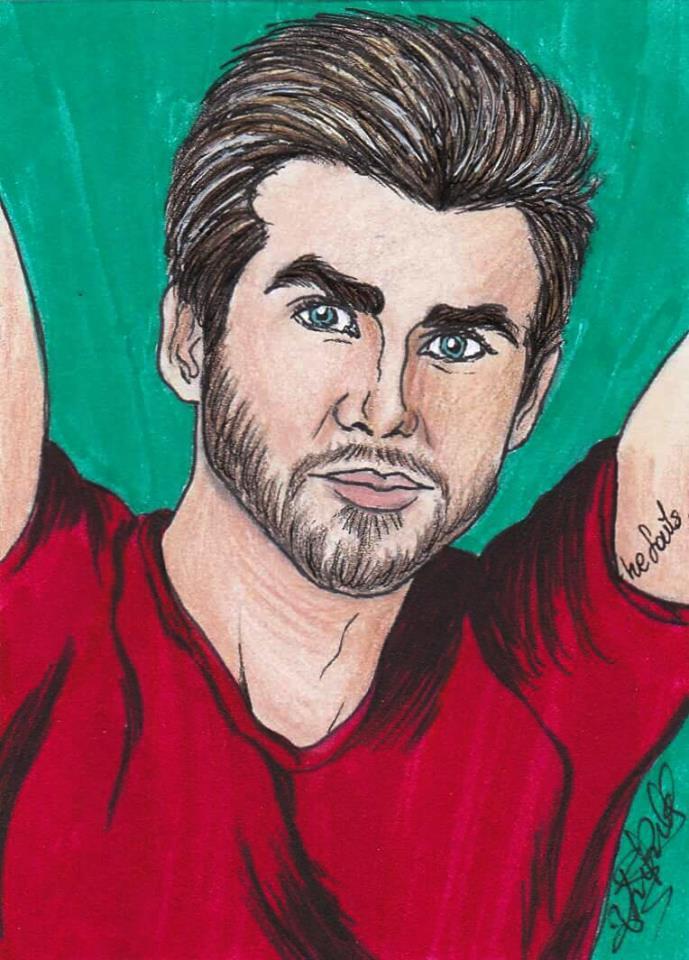 Liam Hemsworth by ChristinePresley