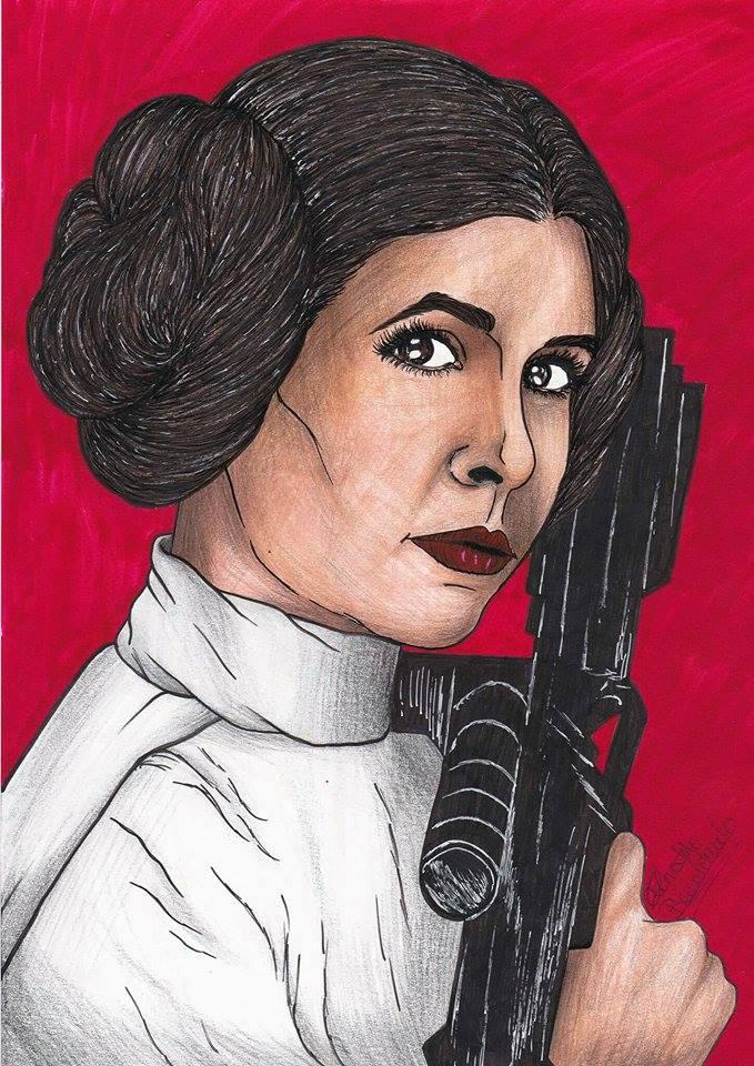 Leia by ChristinePresley