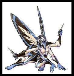 The Black Butterfly v2 by theblackbutterfly