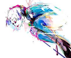 dream blue by bboypion