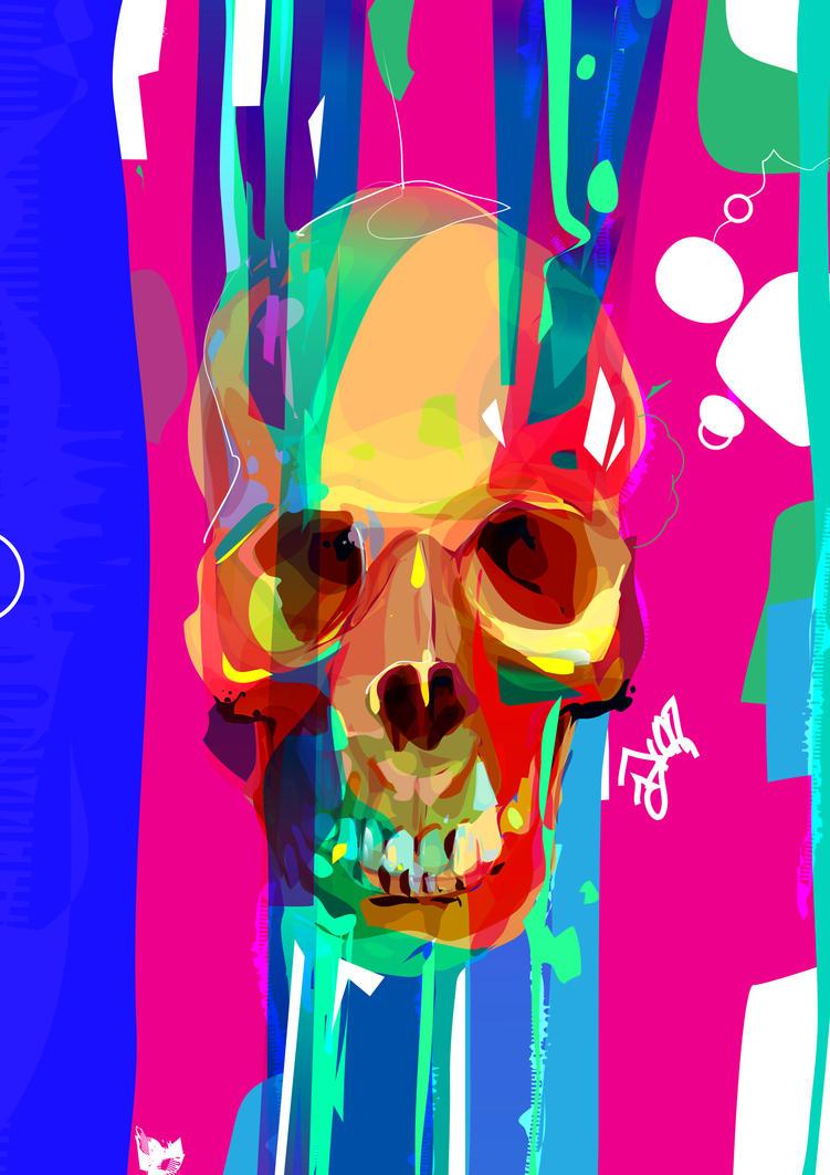skull no 1 by bboypion