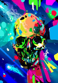 skull no 2