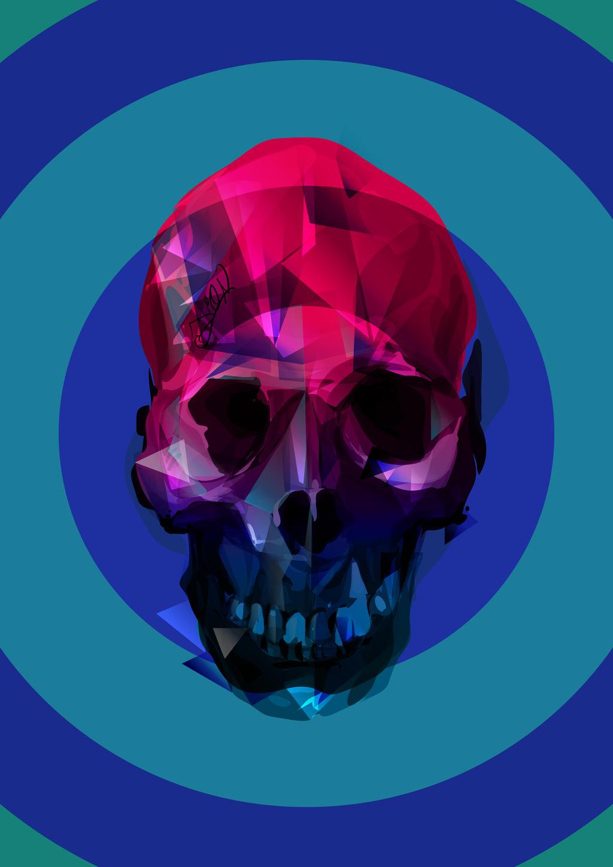 skull no 5 by bboypion