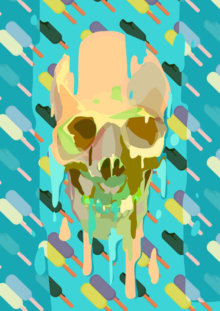 Skull Nu 12 by bboypion