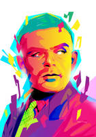 Alan Turing by bboypion