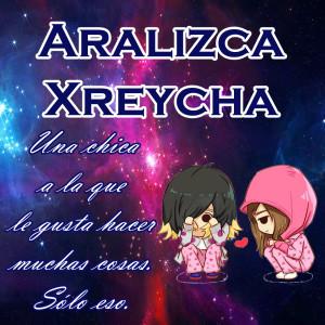 aralizca1998's Profile Picture