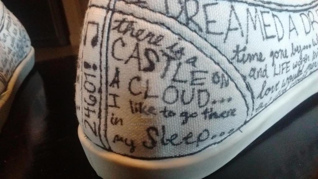 Les Miz Shoes Case