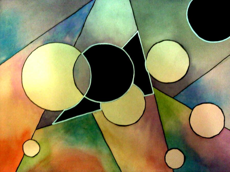 holes in mirrors by Greeninja22